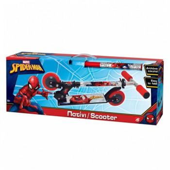 AS Company Λαμπαδα Πατίνι Spiderman