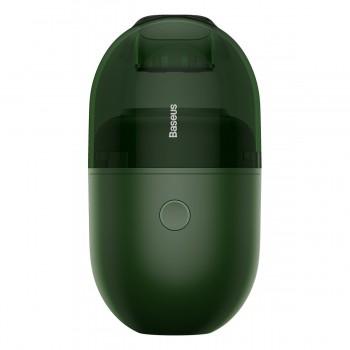 Baseus C2 Επαναφορτιζόμενο Μίνι Σκουπάκι Χειρός Πράσινο