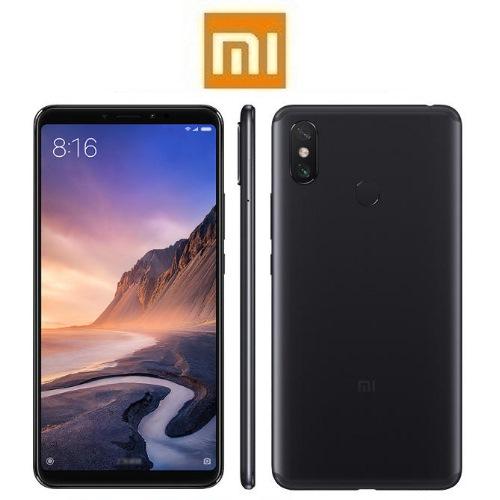 "XIAOMI Mi Max 3 Global (6.9""/4G/8πύρηνο/4GB-64GB) Μαύρο (Ακουστικά Δώρο)"