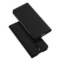 Dux Ducis Skin Pro Δερμάτινη Θήκη Βάση Στήριξης Xiaomi Redmi 8 - Μαύρο