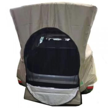 ALLGT Car Tent Σκηνή Αυτοκινήτου Πορτμπαγκάζ (Μπεζ)