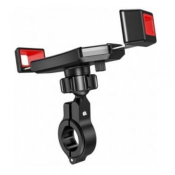 "Kewig M12A Βάση Κινητού 3,5""έως 7"" για Μηχανή/Ποδηλάτο (Handlebar Mount)"