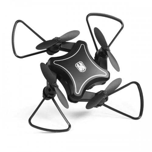 XKJ KY902 Αναδιπλούμενο Mini Drone Quadcopter 4K HD (Μαύρο)