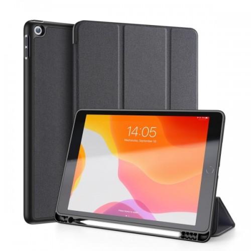 Dux Ducis Domo Flip Cover για Apple iPad 7/8 10.2 - Μαύρο