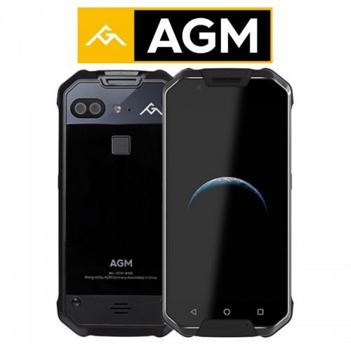 "AGM X2 SE (5.5""/8πύρηνο/Αδιάβ. IP68/Rugged/6000mAh/Dual Cam/6GB-64GB) (Δώρο Ακουστικά)"