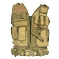 Γιλέκο Μάχης HoneybeeLY Tactical Vest - Χακί