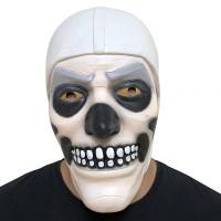 Μάσκα  Σκελετός Ενηλίκων για Απόκριες/Halloween/Cosplay 32743