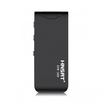 HNSAT DVR-309s Καταγραφικό Ήχου (Μαγνητική Πλάτη/Playback/FM Radio) 8GB