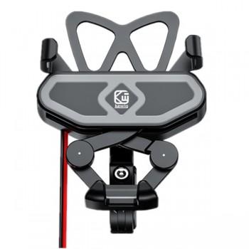 "Kewig M10 Βάση Κινητού 3,5"" έως 6,5"" για Μηχανή/Ποδηλάτο"