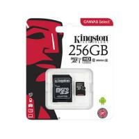 Kingston Canvas Select microSDXC Speed Class 10 SDCS/256GB
