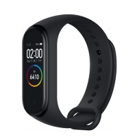 Xiaomi Mi Smart Band 4 Activity Tracker (Mαύρο)