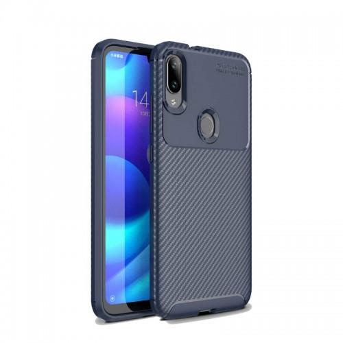 Θήκη Backcover για το Xiaomi Mi Play - Μπλε 23799)