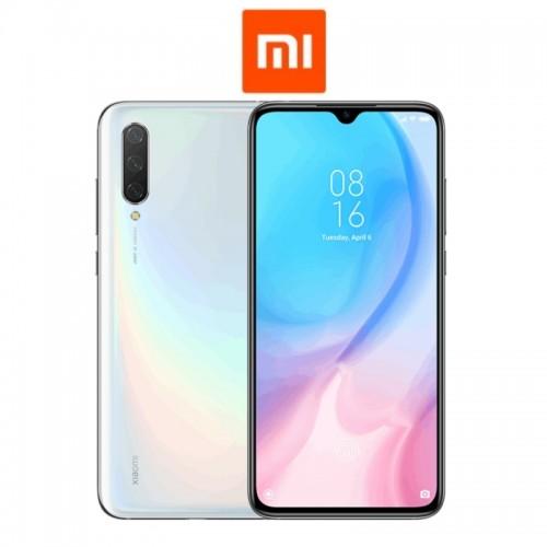 "Xiaomi Mi 9 Lite Global (6.4""/4G/8πύρηνο/Κάμερα 48MP+8MP+2M/6GB-64GB) Λευκό(Δώρο Ακουστικά)"