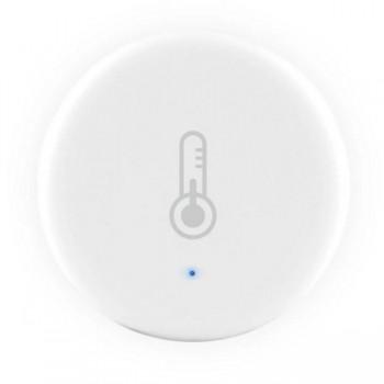 MOES ZB-XTH Έξυπνο WiFi Θερμόμετρο-Υγρασιόμετρο Χώρου (Tuya/ZigBee)