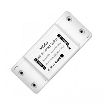 MOES MS-101 Έξυπνος ασύρματος διακόπτης WiFi για απομακρυσμένη διαχείριση iOS/Android 10A