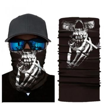 Smoker Skull – SP11 OEM Μπαλακλάβα, Τύπου Buff Μάσκα Λαιμού