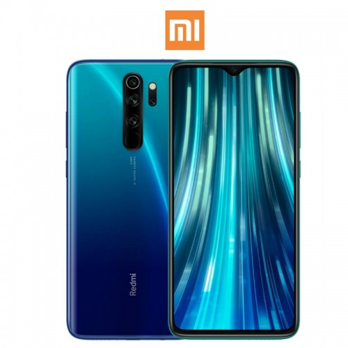"Xiaomi Redmi Note 8 Pro Global (6.53""/4G/8πύρηνο/4πλή Κάμερα 64MP+8MP+2MP+2MP/6GB-64GB) Μπλε"