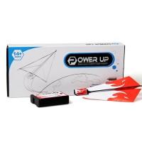 Power Up - Χάρτινο Αεροπλανάκι με ηλεκτρικό μοτεράκι