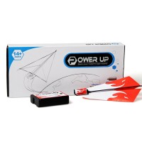 Power Up - Χάρτινο Αεροπλανάκι με ηλεκτρικό μοτεράκι OEM - 010596