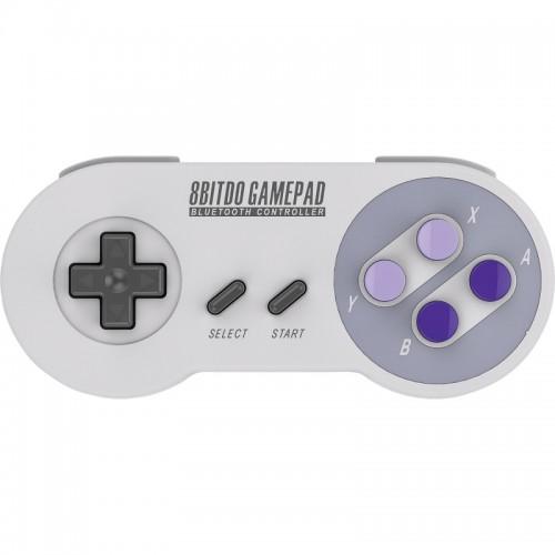 8bitdo SNES30 Bluetooth Gamepad(Android,iOS,MAC,PC)