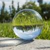 ΟΕΜ Τεχνητή Γυάλινη Μπάλα Φωτογραφίας 50mm (Διάφανη)