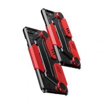 Baseus Gamer Gamepad Θήκη για iPhone 7 / iPhone 8 black-red
