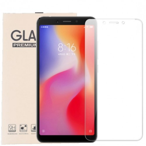 Glass Screen Pro Premium Tempered Glass (Xiaomi Redmi 6/6A)