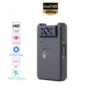 SMARCENT MD90 Κρυφή Κάμερα Μακράς Διάρκειας 1080P (8 ώρες/Νυχτερινή Λήψη/Ανίχνευση Κίνησης)