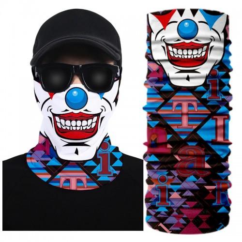 Clown – SP02 OEM Μπαλακλάβα, Τύπου Buff Μάσκα Λαιμού