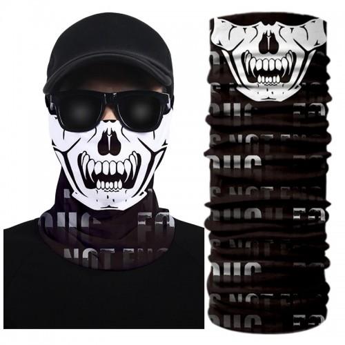 Ghost Skull – SP08 OEM Μπαλακλάβα, Τύπου Buff Μάσκα Λαιμού