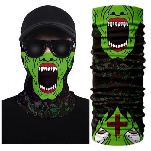 Green Beast – SP06 OEM Μπαλακλάβα, Τύπου Buff Μάσκα Λαιμού