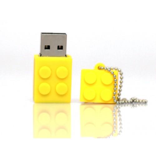 Lego Brick USB Drive 8GB(κίτρινο)