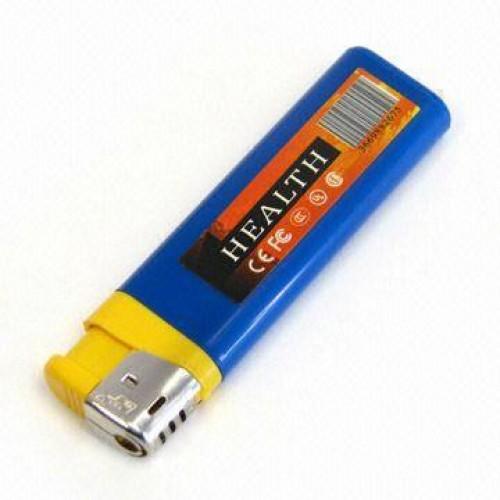 Κρυφή Κάμερα Καταγραφικό Αναπτήρας - Mini DVR Spy Camera Lighter