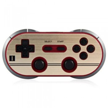8Bitdo FC30 Pro Wireless Bluetooth Game Controller  (Android,iOS,MAC,PC)