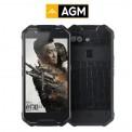 AGM X2 Business Version (5.5''/4G/8πύρηνο/Αδιάβροχο IP68/Rugged/6-128GB)(Μαύρο)