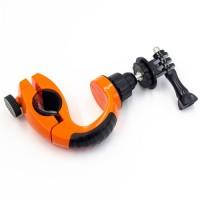 Βάση Στήριξης Ποδηλάτου Πλαστική για Action Camera ΟΕΜ