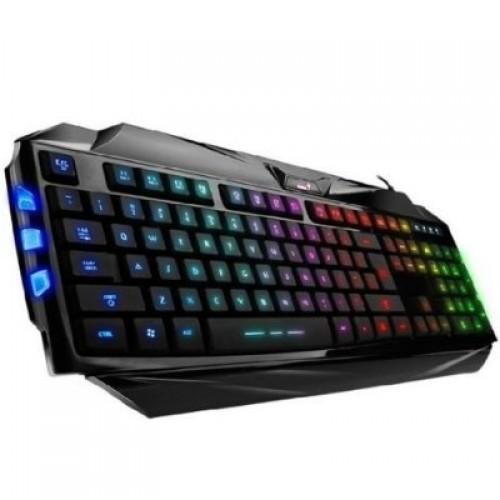 Genius K5 Ενσύρματο Αδιάβροχο Gaming Keyboard