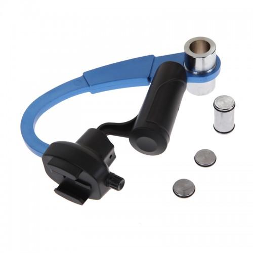 OEM Stabilizer Bow Gimbal / Steady Grip (GoPro/Xiaomi/Elecam/SJCAM) (Μπλε)