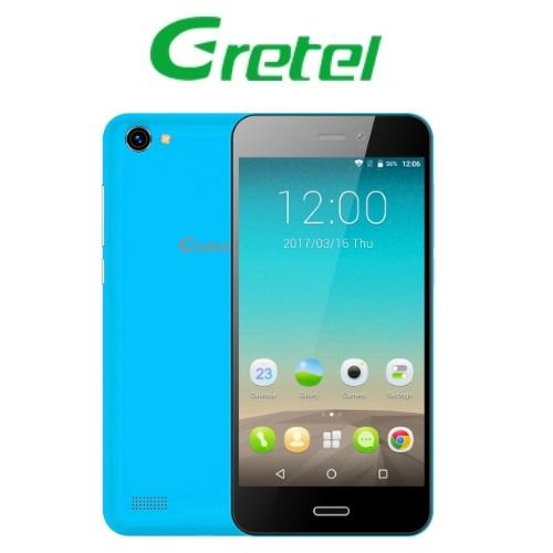Gretel A7 (4,7''/3G/4πύρηνο/Gorilla Glass3/1GB-16GB) Μπλε