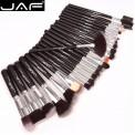 JAF J23SSY-OPP 24τμχ Επαγγελματικά Πινέλα Μακιγιάζ