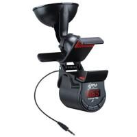CB214 OEM FM MP3 Car Transmitter (FM/3.5 audio jack/ενσωματωμένη μπαταρία)