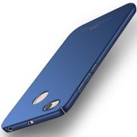MSVII Ματ Backcover Θήκη (Xiaomi Redmi 4X) (Blue)