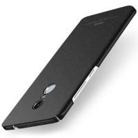 MSVII Ματ Backcover Θήκη (Xiaomi Redmi Note 4X) (Snapdragon ) (Ζαγρέ Black)