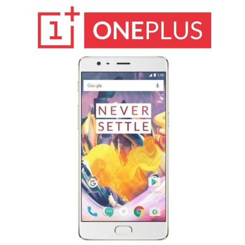 OnePlus 3T (5.5''/4G/4πύρηνο/6GB-64GB)(Χρυσό)