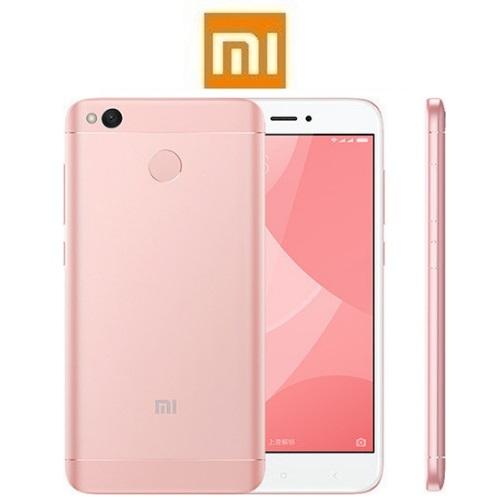 XIAOMI Redmi 4X (5''/4G/8πύρηνο/2GB-16GB)(Ροζ)