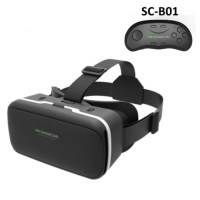 SHINECON VR Headset SC-G04 & Bluetooth SC-B01