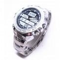 Safest H700A Ρολόι Χειρός Κρυφή Κάμερα HD 8GB