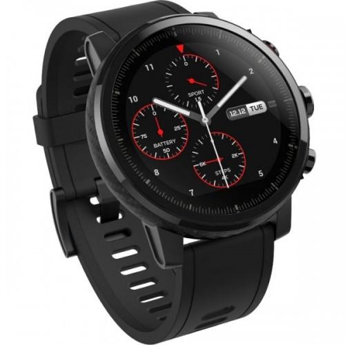 Xiaomi AmazFit 2 Stratos Smartwatch Black EU