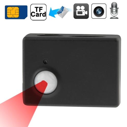 Κοριός Καταγραφής Με Αυτόματο Αισθητήρα Βίντεο, Ήχου, Φωτογραφιών Και GPS Tracker X9009