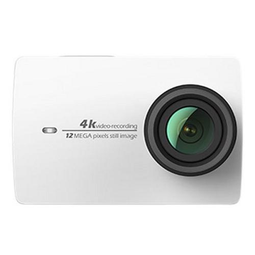 Yi 4K - EU Edition (4K 12MP WIFI Action Cam) (Λευκή)